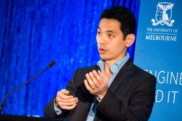 Industry speaker, Ben Chan